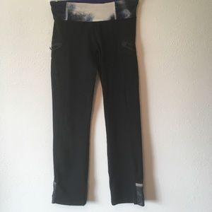 Lululemon Athletica workout leggings